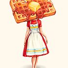 Waffle Housewife by Kelly  Gilleran