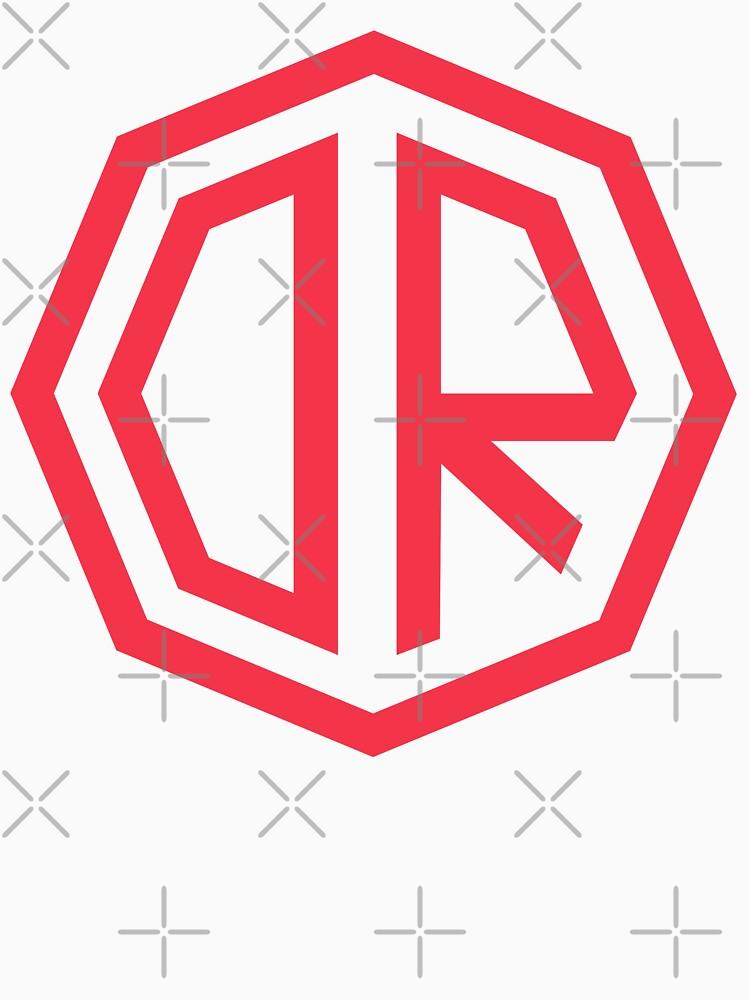 Dr. Octagon Octagynacologist Mowax Logo replica reproducción de TheJBeez
