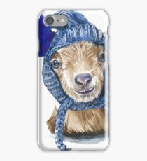Lawson the goat iPhone Case/Skin
