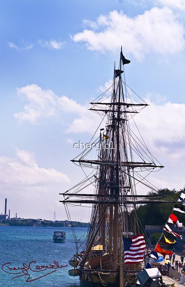 Tall Ships by cherylc1