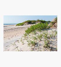 Nags Head Beach Morning Photographic Print