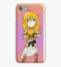 RWBY Fan Art - Yang Xiao Long iPhone Case/Skin