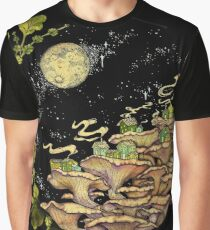 Village || Surreal Illustration by Chrysta Kay Graphic T-Shirt