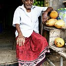 Sri Lankan Grocer by David Kelly