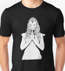 Occult 87 - Praying Dame T-Shirt