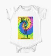 ENGLAND IS MY CITY merch Kids Clothes
