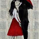 a new kiss by Loui  Jover