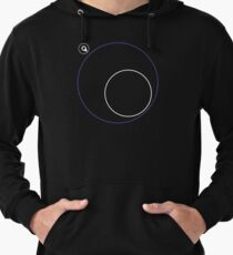 Outside Circle Lightweight Hoodie