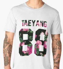 Taeyang - Colorful Flowers Men's Premium T-Shirt