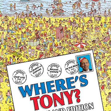 Where's Tony (Queensland Snap Election Edition) by realism