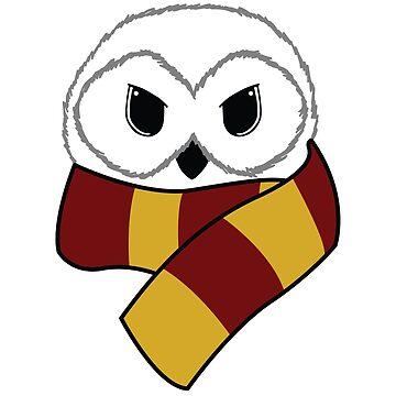 Hedwig by artisthasnoname