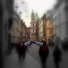 Minus 8 degrees Prague by Polly x