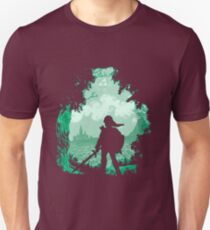 ZELDA - LINK IN THE FOREST T-Shirt