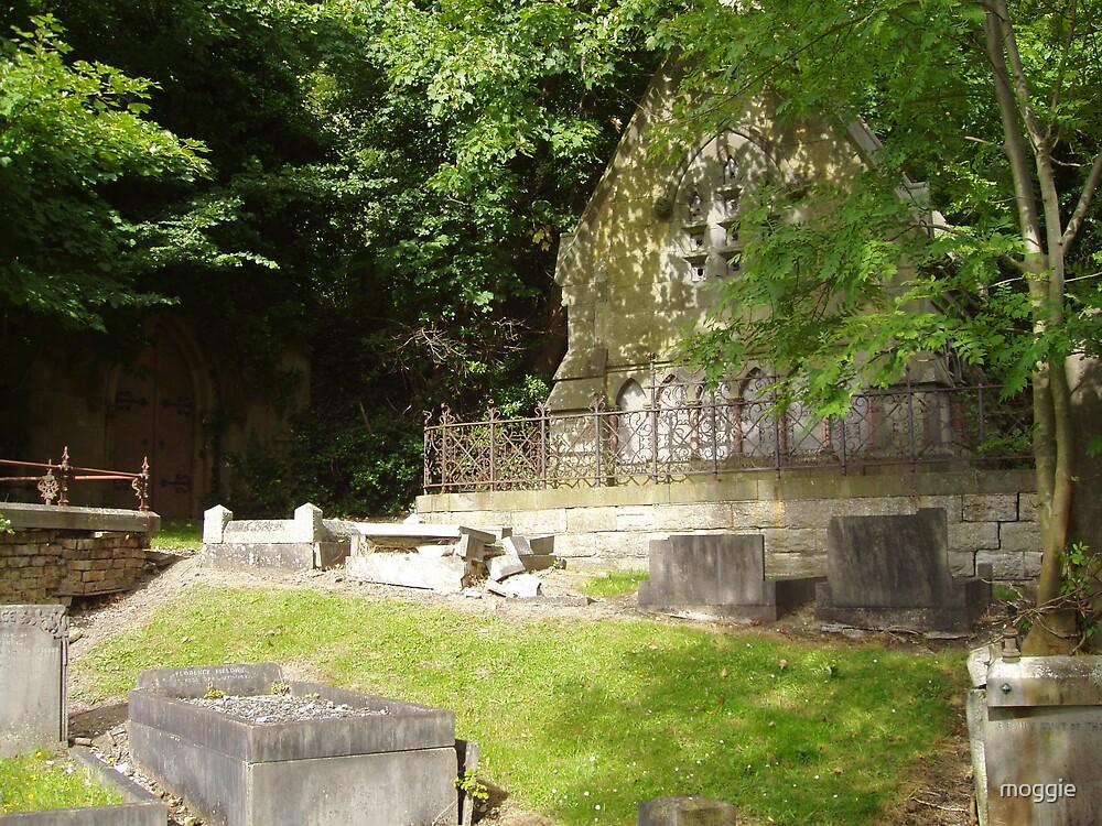 Woodvale Mausoleum 5 by moggie