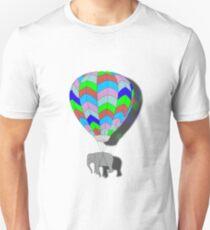 Hot Airlephant Balloon  T-Shirt