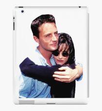 Friends TV Matthew Perry Courteney Cox  iPad Case/Skin