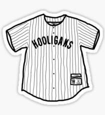 Hooligan Jersey Design Sticker
