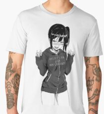 Anime girl Men's Premium T-Shirt