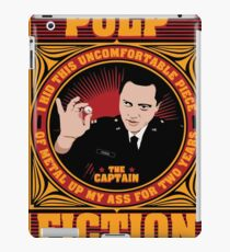 PULP FICTION THE GOLD WATCH iPad Case/Skin