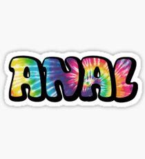 Anal Sticker
