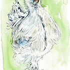 Snoodles, a chick with attitude! by Maree Clarkson