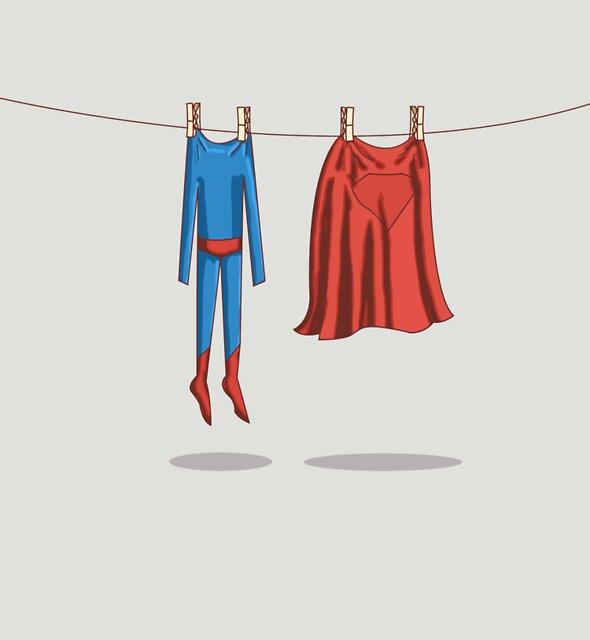 «Super lavandería» de Reece Ward