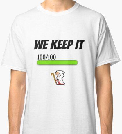 Healers Keep it 100/100 Classic T-Shirt