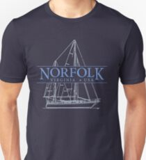 Norfolk Virginia T-Shirt