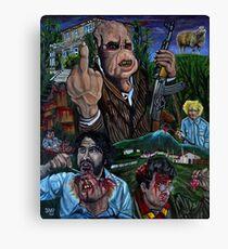 Bad Taste (Peter Jackson) Canvas Print