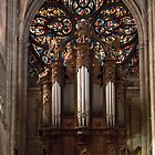 Magnificent Organ by Marylou Badeaux