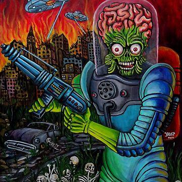 Mars Attacks de JosefMendez