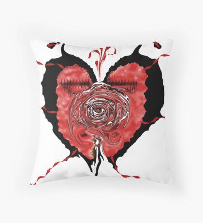 MVS-Broken Throw Pillow