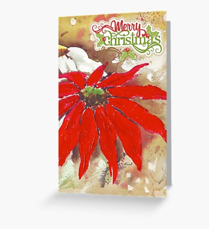 A Merry Christmas to you! Greeting Card