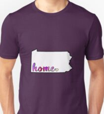 "Penn ""HOME<3"" Edit  T-Shirt"