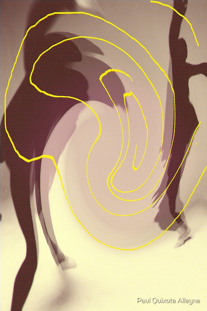 SHALL WE DANCE by Paul Quixote Alleyne