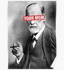 ein großer Sigmund Poster