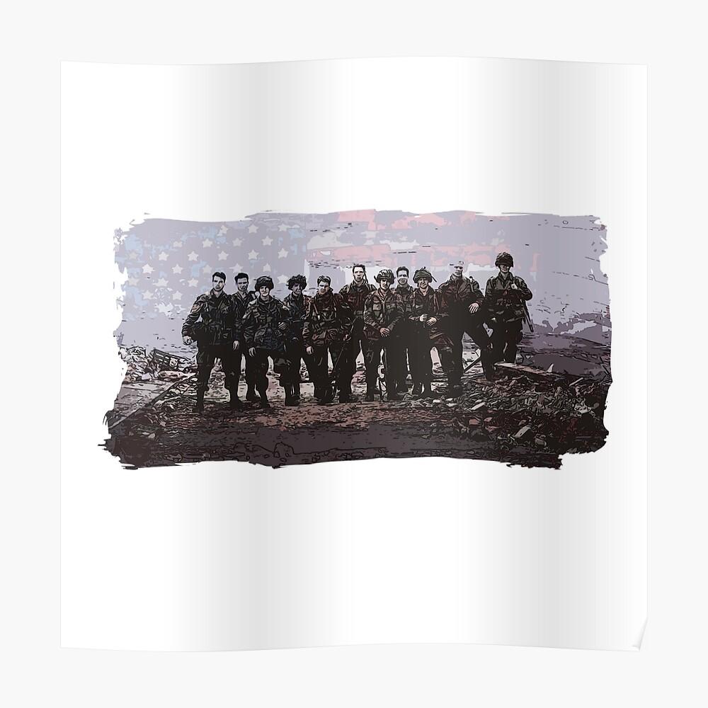 WW11 in der Luft Poster
