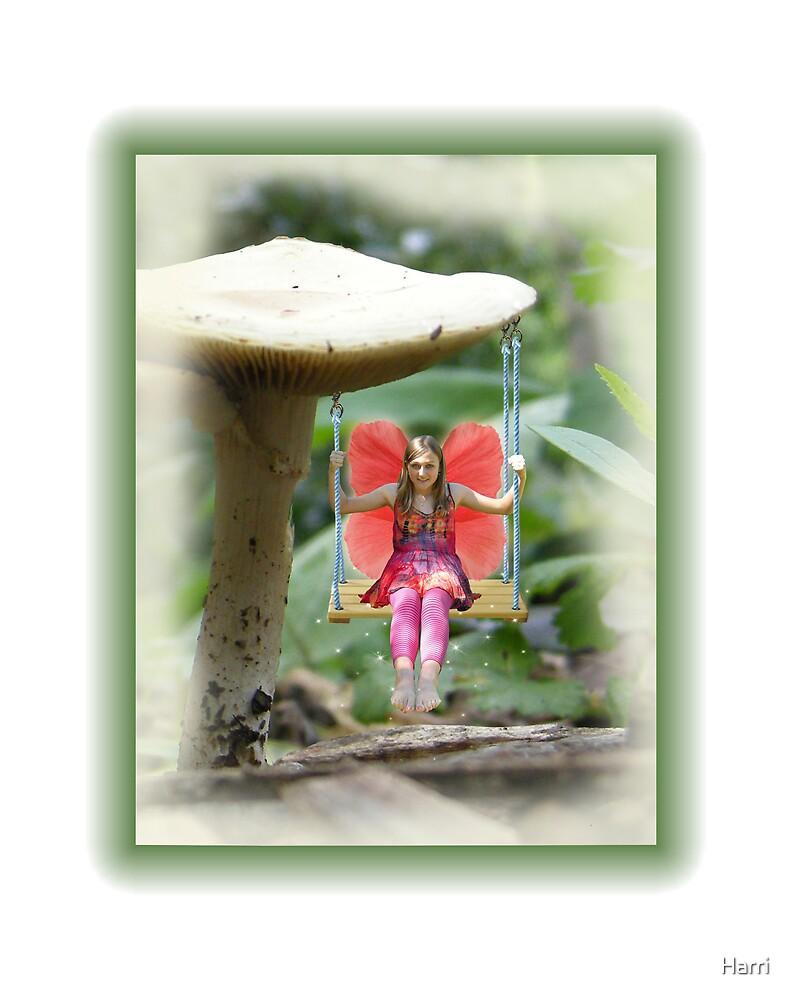 Fairy Swing by Harri