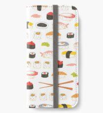 Sweet Sushi Pattern iPhone Wallet/Case/Skin
