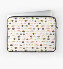 Sweet Sushi Pattern Laptop Sleeve