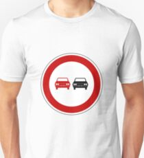 Korean Road Sign T-Shirt