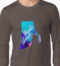 RI - Watercolor T-Shirt