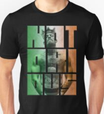 Notorious Conor McGregor King image inside Notorious word T-Shirt