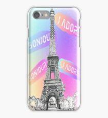 J'adore Paris! iPhone Case/Skin