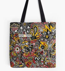 Seriously Curious  Tote Bag