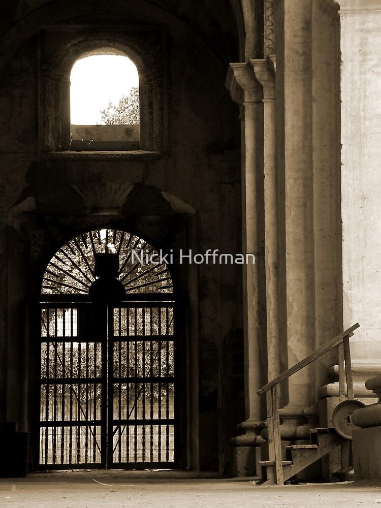 Gate by Veronica Hoffman