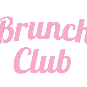 Speckle Brunch Club by theenamegame