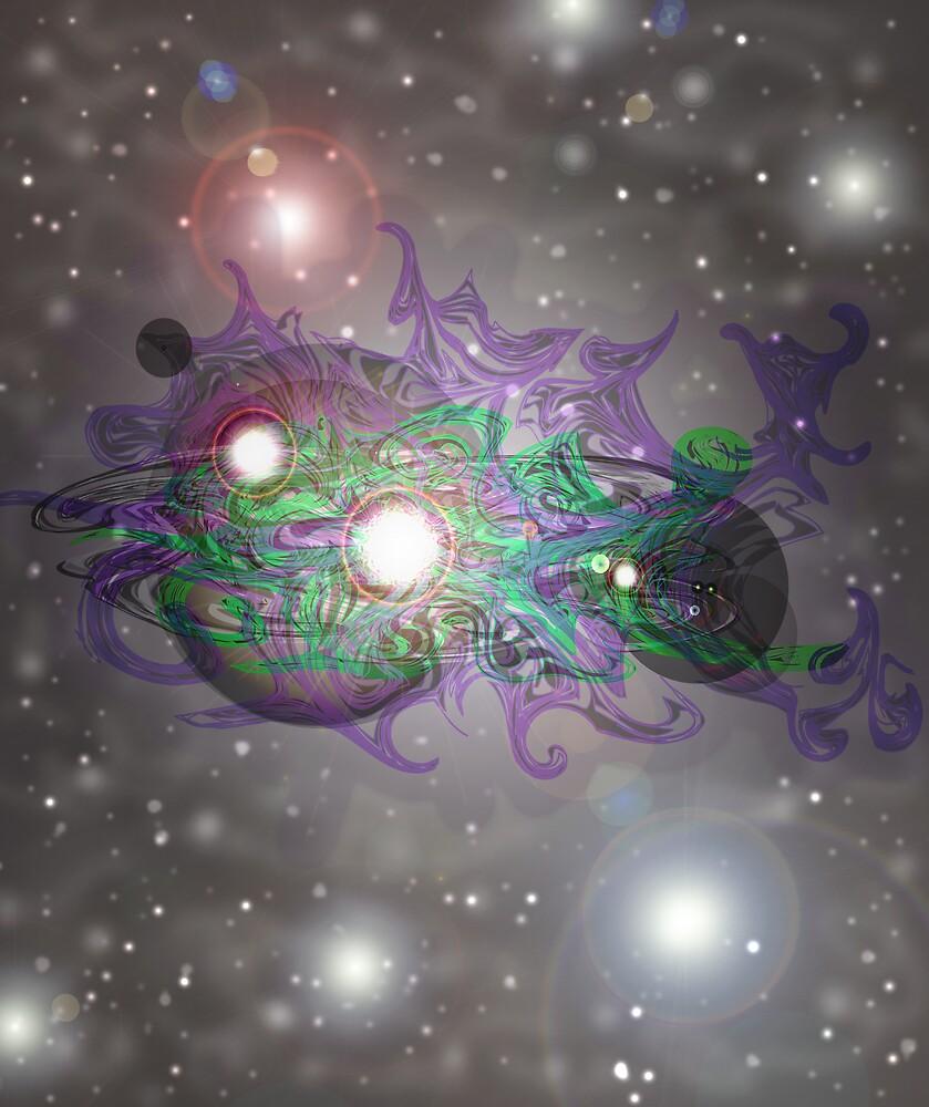spacy galaxie by khalila friedman