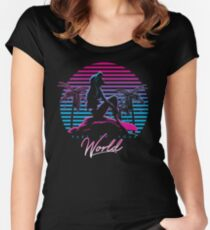 Part Of Your World Women's Fitted Scoop T-Shirt
