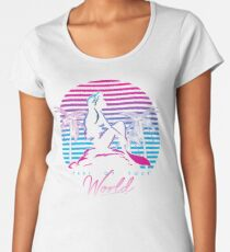 Part Of Your World Women's Premium T-Shirt